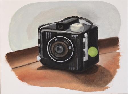 """Camera, for Baldessari"" 2016"